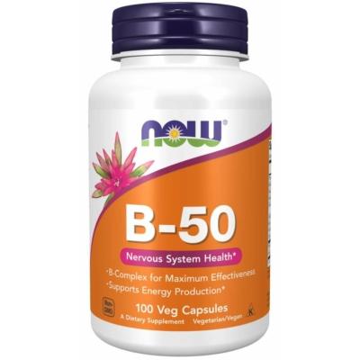Now B-50 vitamin