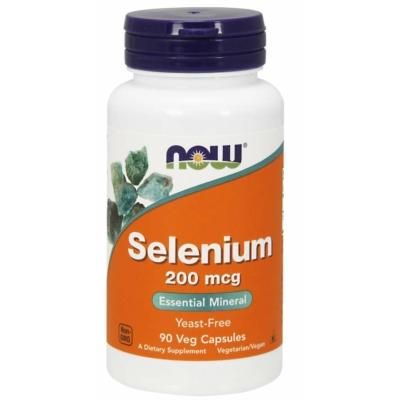 Now Selenium 200mcg
