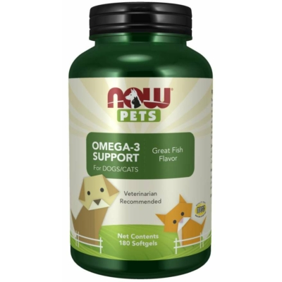 Now omega 3 pets