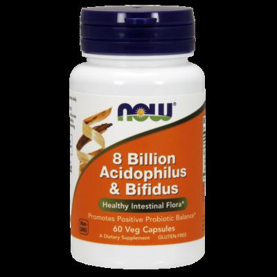 Now Acidophilus&Bifidus 8B/60db