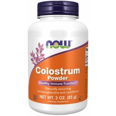 Now Colostrum Powder / Kolosztrum por 85gr
