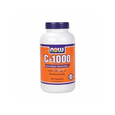 NOW C vitamin C-1000 250 kapszulás