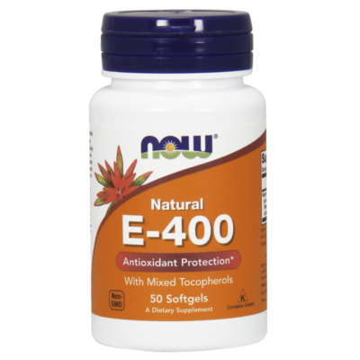 Now E vitamin E-400 50 lágy kapszula