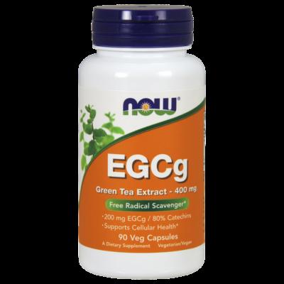 NOW EGCg Zöldtea 400 mg 90db
