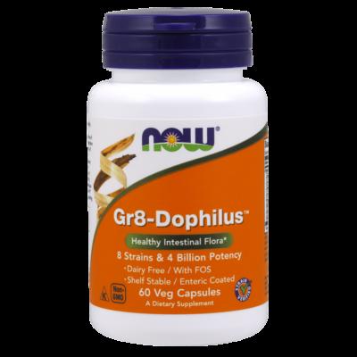 NOW Gr8-Dophilus 60Vcap