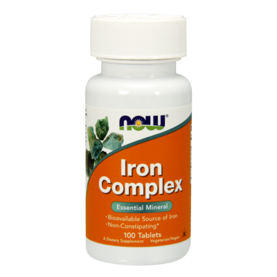 NOW Iron Complex 100db