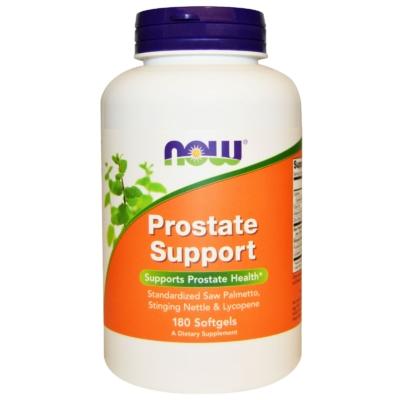 NOW Prostate Health 180 sgels